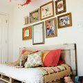 ベビーベッドやソファが簡単に作れる!クッションやマットを使う可愛いアイデア集