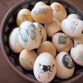 「卵の殻」がおしゃれなインテリア小物に変身☆DIYエッグアート8選