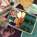 容器とご飯の一工夫でいつもと違う行楽弁当で秋をたのしもう!