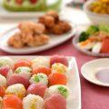 雛祭りのパーティーにぜひ作りたい!彩りテーブルの参考集7選