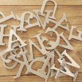 ナチュラルキッチンでゲット!大人気の「木製アルファベット」がすごい