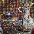 色で遊ぶ☆モザイクアートで色の魔術師になっちゃおう♪